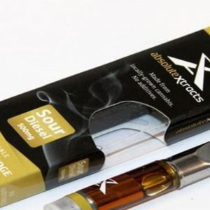 Sour Diesel CO2 Oil Vape Cartridge UK