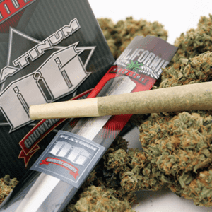 Pre-Rolled Marijuana Joints UK