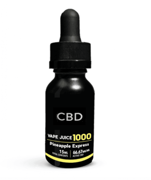 1000MG Pineapple Express CBD Vape Oil