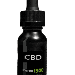 1500 MG CBD Hemp OIL