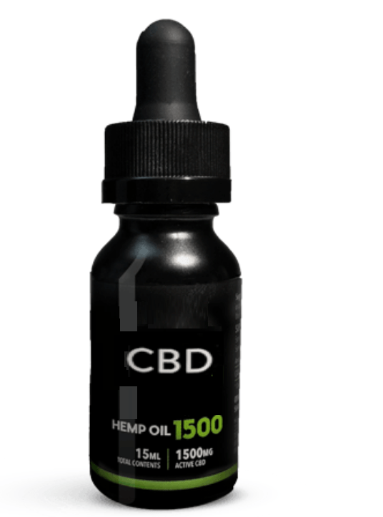 1500 MG CBD Hemp OIL