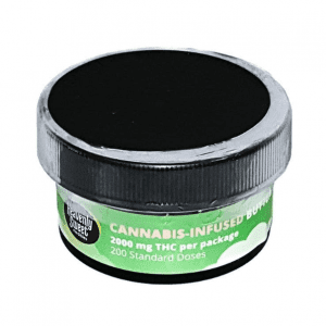 Cannabutte​r Cannabis concentra​te - 2000mg