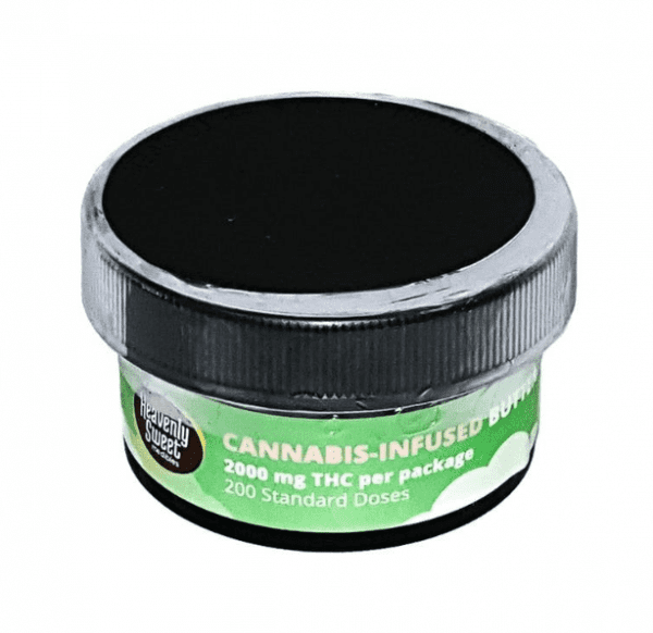 Cannabutter Cannabis concentrate - 2000mg