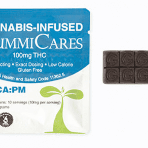 Gummi Care Indica PM Grape - 100mg THC