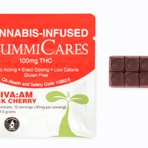 Gummi care Sativa AM Black Cherry
