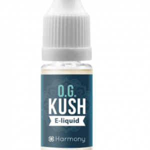 OG Kush E-Liquid Hemp Oil