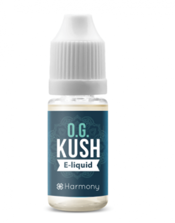 OG Kush E-Liquid Hemp Oil