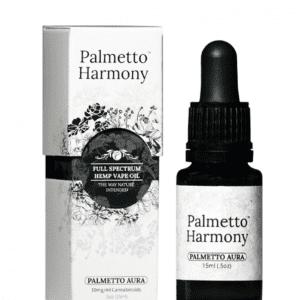 Palmetto Harmony Aura E-Liquid Hemp Oil