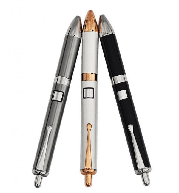iFocus Twisty Quartz Banger Wax Pen Vaporizer (320mAh)