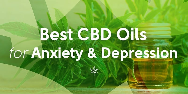 Hemp oil for depression