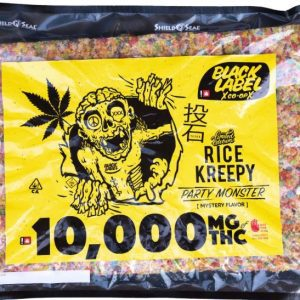Rice Kreepy 10,000mg THC