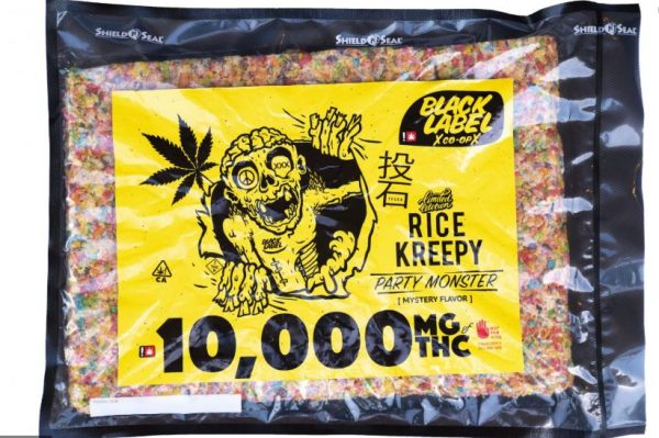 Rice Kreepy 10,000mg THC