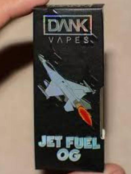 Jet Fuel OG Vape Cartridge UK