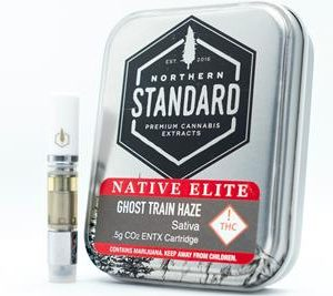 Native Elite Vape Oil Cartridge