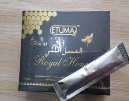 Royal Honey Etumax 6 X20g Sachets