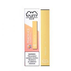Buy Puff Bar Vape Cartridge UK