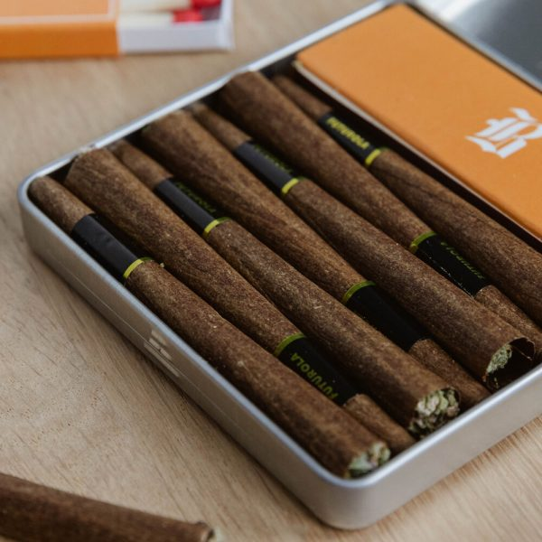 7 Indica Blunts by Baxter