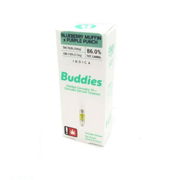 Buy Buddies Vape Cartridges UK