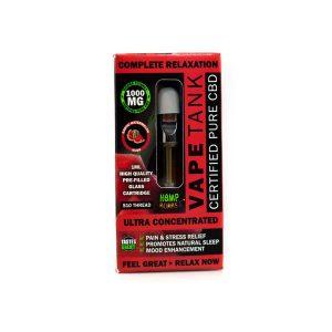 Buy Hemp Bombs Vape Cartridges 1g Online UK