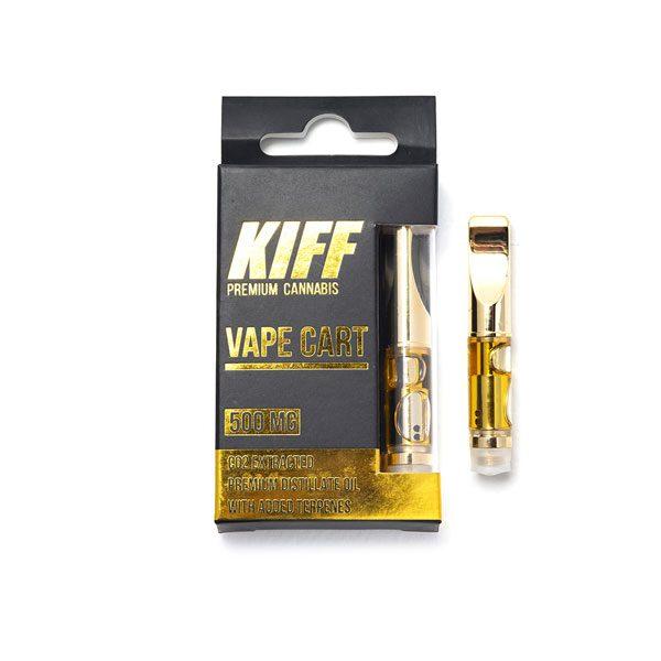 Buy Kiff Vape Cartridges Online UK
