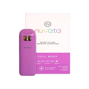 Buy Nuvata Vape Cartridge