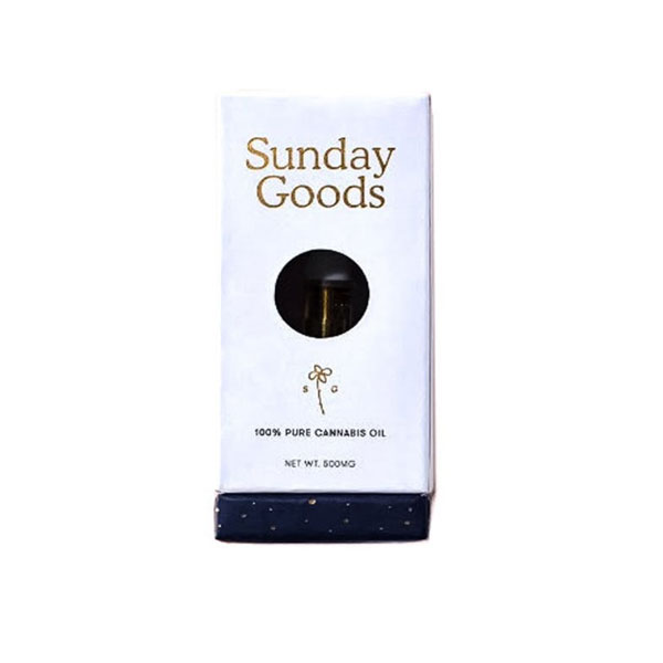 Buy Sunday Goods Vape Cartridges