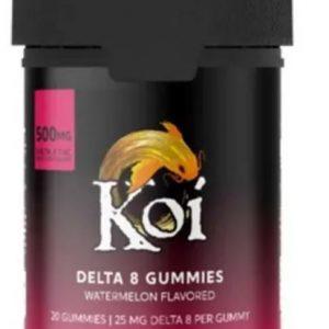 Best THC Delta 8 Gummies Ireland 1