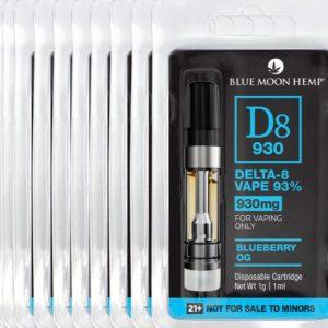Blueberry OG Delta 8 Cartridge UK