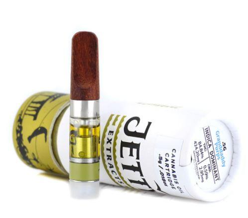 Buy Granddaddy Purps Gold THC Oil Cartridge