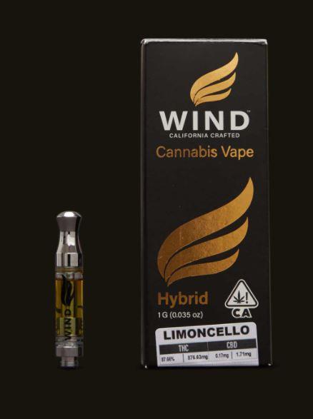 Buy Limoncello Hybrid Cartridge Ireland