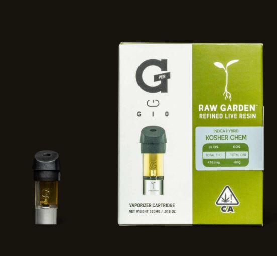 Buy THC Kosher Chem Gio Pod