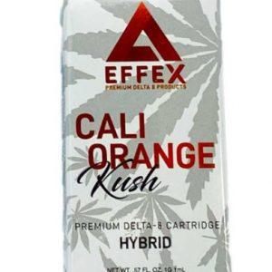 Cali Orange Kush Delta 8 THC Cartridge