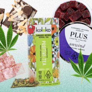 Cannabis Vegan Edibles UK