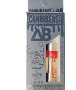 Cannibeast Delta 8 Cartridge Ireland