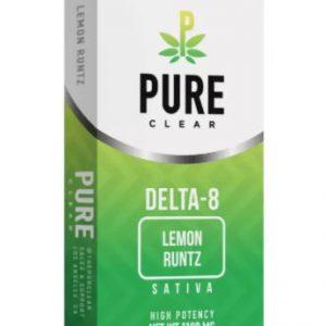Delta-8 THC Lemon Runtz Vape Cartridge