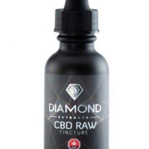 Diamond CBD Raw Tincture UK