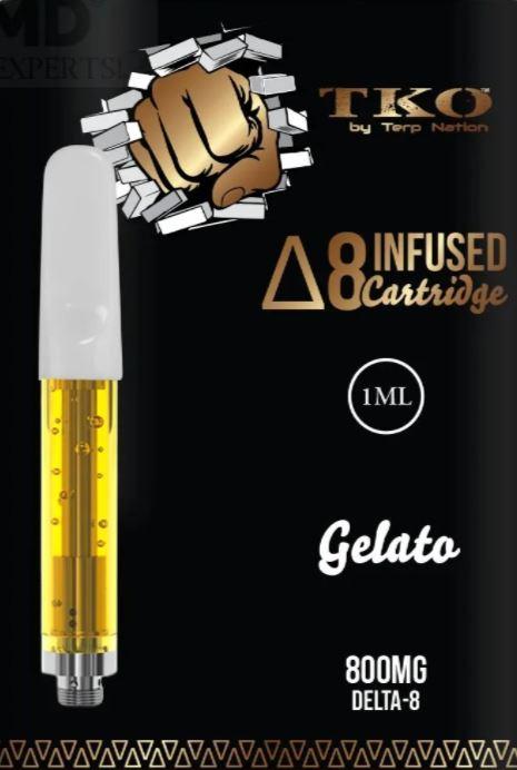 Gelato Delta-8 Vape Cartridge UK