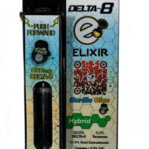 Gorilla Glue Delta8 Elixer Cartridge UK