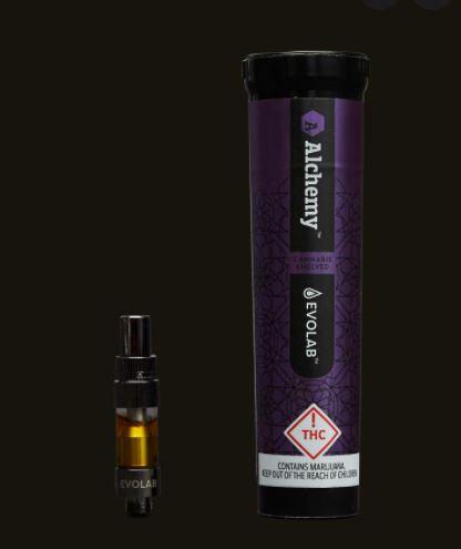 Order Alchemy THC Oil Cartridge Ireland