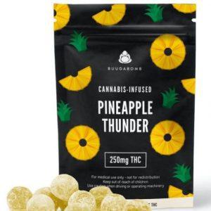 Pineapple Thunder Cannabis Edibles UK