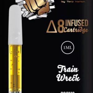 Train Wreck Delta-8 Cartridge UK